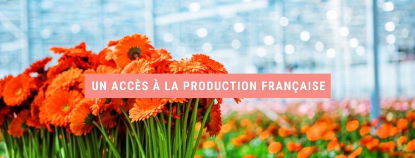 Service production française